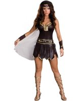 Babe-A-Lonian Warrior Woman Adult Costume - Large
