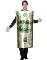 $100 Bill Adult Costume