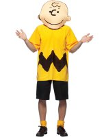 Peanuts Charlie Brown Adult Costume
