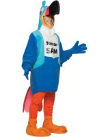 Froot Loops Toucan Sam Adult Costume