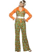 Brady Bunch Carol Brady Adult Costume