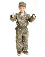 Jr. Camouflage Toddler - Child Costume