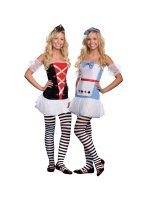 Tea For Two Reversible Teen Costume