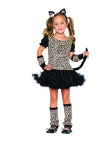 Little Leopard Child Costume - Medium