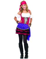 Crystal Ball Gypsy Teen Costume - Teen (Small/Medium)