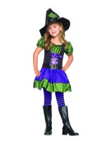Hocus Pocus Witch Toddler - Child Costume - Large