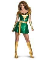 Jean Grey Phoenix Adult Costume