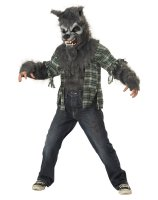 Howling At The Moon Child Costume - Large (10-12)