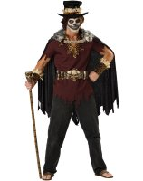 Witch Doctor Premier Adult Costume
