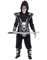 Skull Lord Ninja Child Costume - Large (12-14)