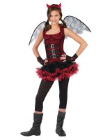 Night Wing Devil Teen Costume