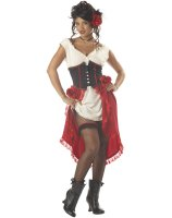 Cantina Gal Adult Costume - Large