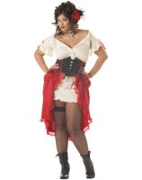 Cantina Gal Adult Plus Costume - 2XL (16-18)