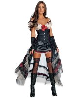 Jonah Hex - Lilah Red Look Adult Costume