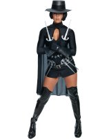 V For Vendetta Female Adult Costume