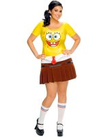 Spongebob Squarepants - Spongebabe Adult Plus Costume