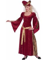 Lady Anne Adult Costume - One Size Fits Most Adults
