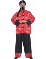 Chinese Gentleman Adult Costume