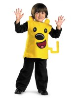 Wow Wow Wubbzy Classic Toddler Costume