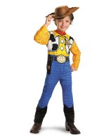 Disney Toy Story - Woody Classic Toddler - Child Costume