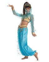 Mystical Genie Child Costume - Medium (7-8)