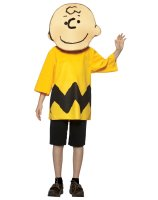 Peanuts Charlie Brown Child Costume