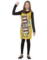 M & M's Peanut Tank Dress Tween - Teen Costume