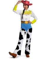 Disney Toy Story - Jessie Classic Adult Costume - Medium (8-10)