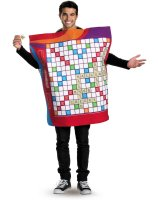 Scrabble Deluxe Adult Costume