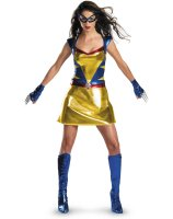 Wild Thing Daughter Of Wolverine Sexy Adult Costume
