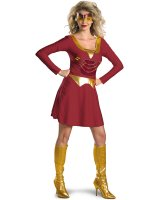 Iron Man 2 2010 Movie - Iron Woman Classic Adult Costume