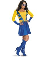 Wild Thing Daughter Of Wolverine Classic Adult Costume