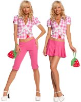 Strawberry Sweetie Adult Costume