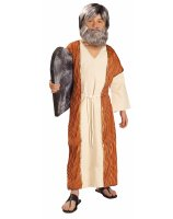 Moses Child Costume - Small 4-6