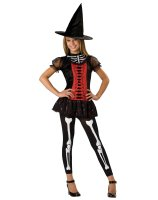 Lucky Witchbone Tween Costume