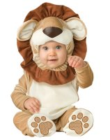 Lovable Lion Infant - Toddler Costume - 12/18 Months