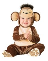 Mischievous Monkey Infant - Toddler Costume