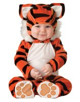 Tiger Tot Infant - Toddler Costume