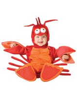 Lil Lobster Infant - Toddler Costume - 18 Months/2T