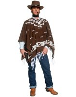 Western Authenitc Wandering Gunman Adult Costume - Medium