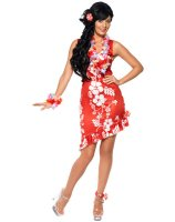 Hawaiian Beauty Adult Costume - Medium