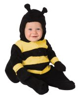 Baby Bumble Bee Infant - Toddler Costume - 0-9 Months