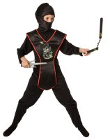 Ninja Child Costume Kit - One Size (Fits Sizes 4-8)