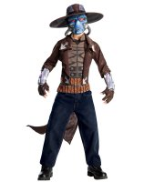 Star Wars Clone Wars Deluxe Cad Bane Trooper Child Costume