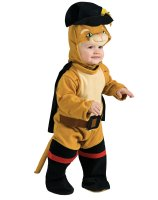 Shrek - Puss in Boots Infant - Toddler Costume