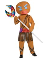 Shrek Forever After - Gingerbread Warrior Child Costume - Small (4-6)