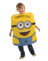 Despicable Me-Deluxe Minion Jorge Child Costume
