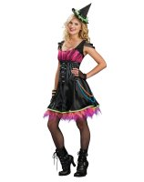 Rockin' Witch Teen Costume