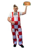 Big Boy Deluxe Adult Costume