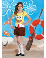 Spongebob Girl Toddler - Child Costume